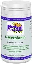 L-Methionin - 60 Kps. je 600 mg - HP