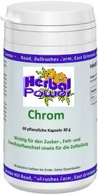 Chrom - 60 Kps. je 500 mg - HP