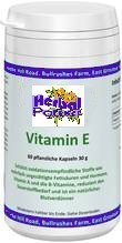 Vitamin E - d-Alpha-Tocopherol - 100 SG je 500 mg - HP